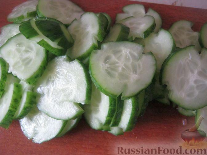 рецепт салата с брынзой и перцем