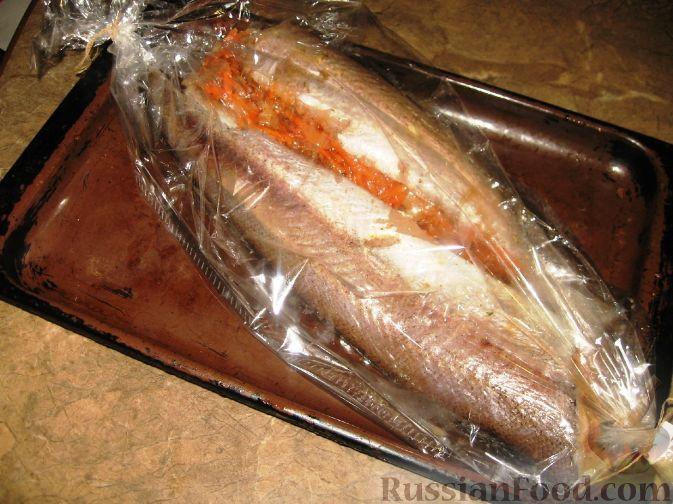 как вкусно приготовить рыбу в духовке хек