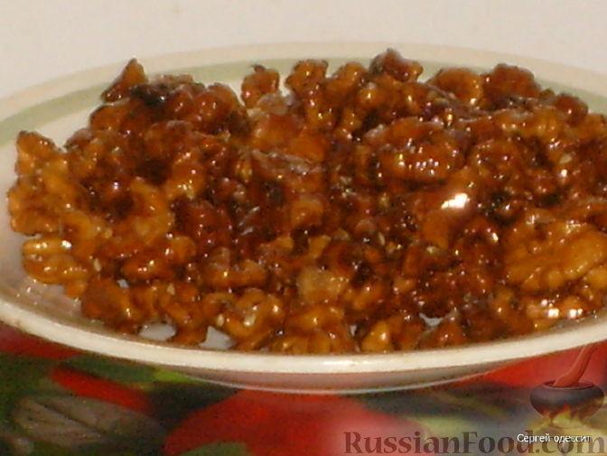 Рецепт Грецкие орехи по-китайски