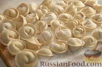 Фото к рецепту: Тесто для пельменей