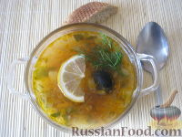 Фото к рецепту: Солянка овощная с шампиньонами