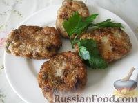 """Фото к рецепту: Котлеты из речной рыбы """"Лакомка"""""""