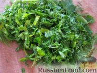 """Фото приготовления рецепта: Салат """"Весенний бриз"""" - шаг №4"""