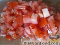 """Фото приготовления рецепта: Салат """"Весенний бриз"""" - шаг №3"""