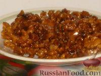 Фото к рецепту: Грецкие орехи по-китайски
