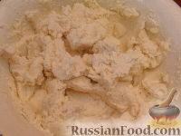 """Фото приготовления рецепта: """"Картофчин"""" - осетинский пирог с картофелем - шаг №5"""