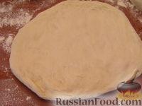 """Фото приготовления рецепта: """"Картофчин"""" - осетинский пирог с картофелем - шаг №9"""