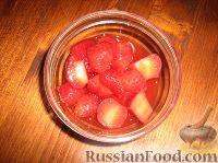Фото к рецепту: Клубника в апельсиновой сальсе