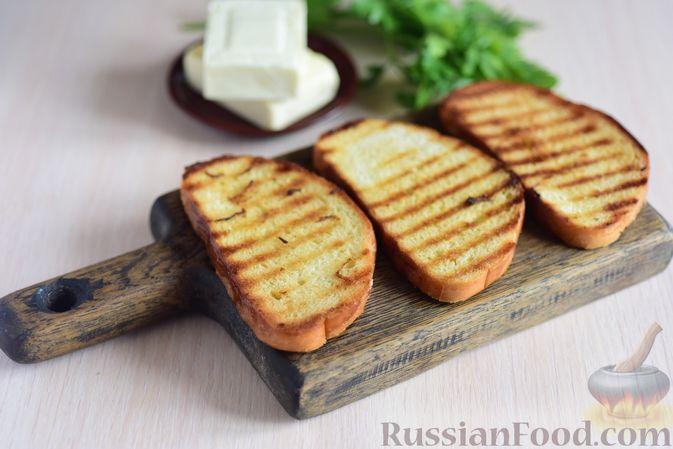 Фото приготовления рецепта: Яблочный тарт с заварным кремом и ореховой корочкой - шаг №36