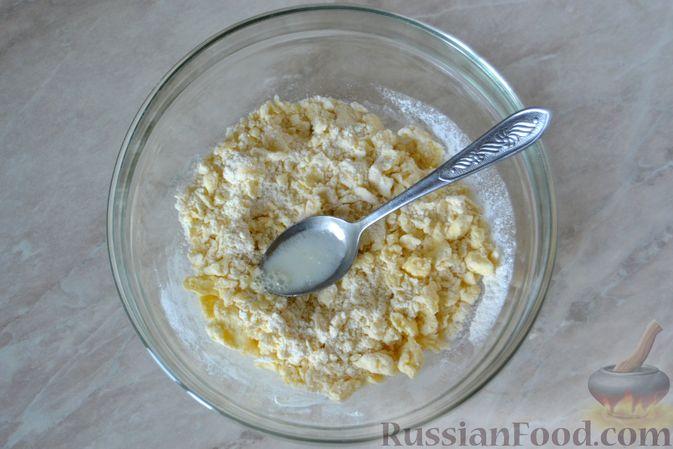 Фото приготовления рецепта: Луково-картофельный суп-пюре - шаг №9