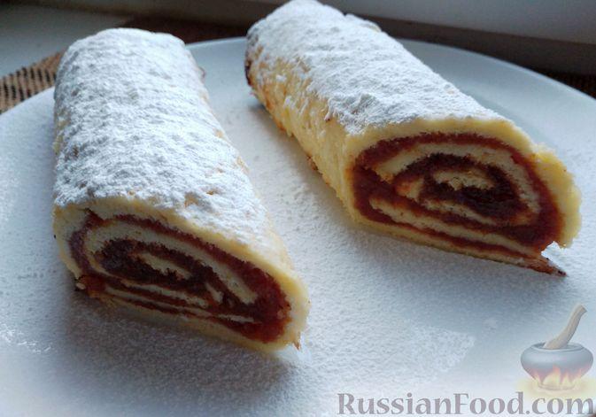 Фото приготовления рецепта: Творожные багеты - шаг №1