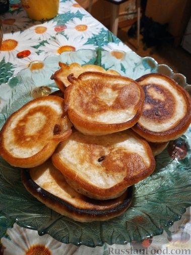 Фото приготовления рецепта: Бутерброды с намазкой из минтая и жареного лука - шаг №8