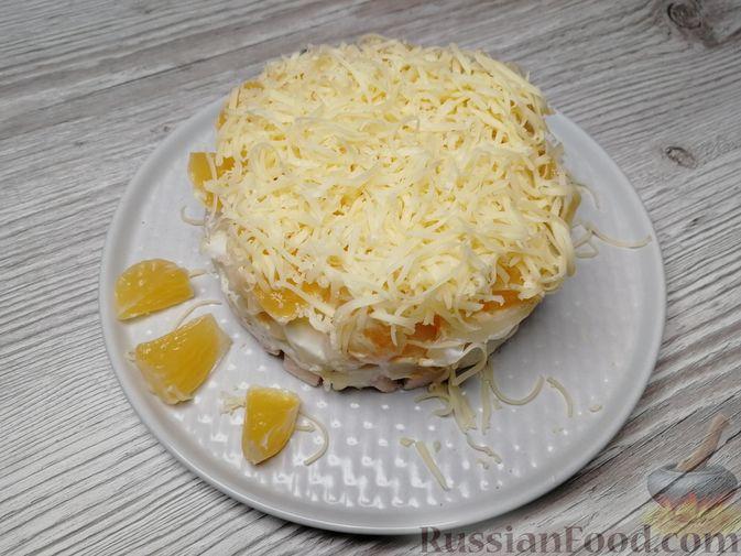 Фото приготовления рецепта: Дрожжевые булочки на простокваше, с тмином - шаг №4