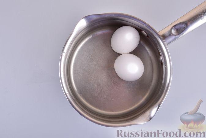 Фото приготовления рецепта: Дрожжевые булочки-завитки с грушей и корицей - шаг №6