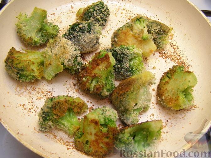 рецепт брокколи рецепт с фото