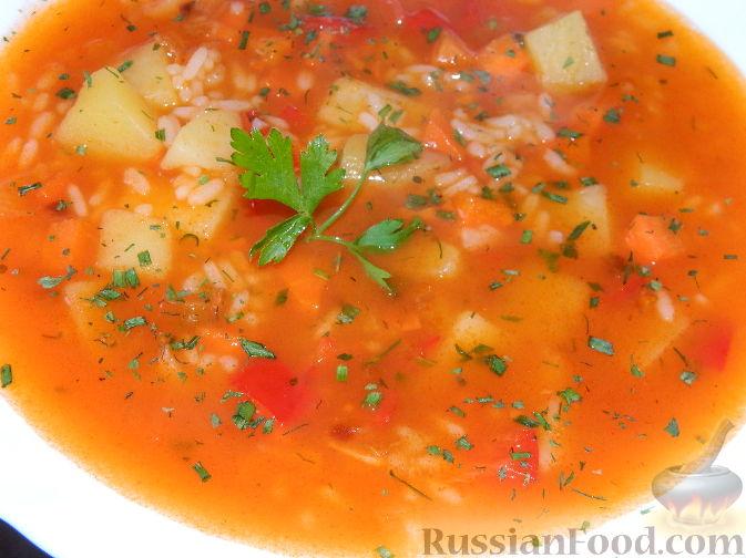 супы с кукурузой рецепты с фото простые и вкусные