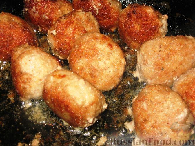 рецепт тефтелей в духовке с фасолью