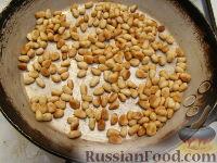 Фото приготовления рецепта: Рисовый салат с апельсинами и кедровыми орехами - шаг №2