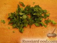 Фото приготовления рецепта: Рисовый салат с апельсинами и кедровыми орехами - шаг №7