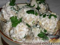 Фото к рецепту: Клецки по-венециански