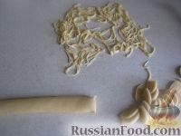 Фото приготовления рецепта: Домашняя лапша своими руками - шаг №7