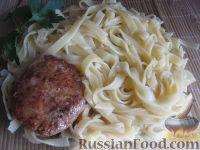 Фото приготовления рецепта: Домашняя лапша своими руками - шаг №10