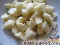 Фото приготовления рецепта: Суп картофельный со свежими грибами - шаг №2
