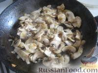 Фото приготовления рецепта: Суп картофельный со свежими грибами - шаг №7