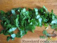 Фото приготовления рецепта: Суп картофельный со свежими грибами - шаг №11