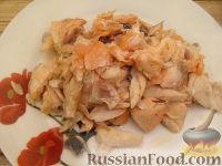 """Фото приготовления рецепта: Рыбный суп """"Финские мотивы"""" - шаг №8"""