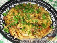 """Фото к рецепту: Картофель """"Идеал"""""""