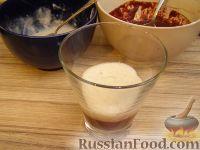 Фото приготовления рецепта: Смузи вишнево-банановый - шаг №4