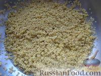 Фото приготовления рецепта: Пшенная каша на воде - шаг №3