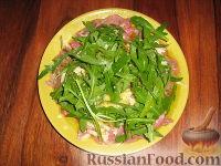 Фото к рецепту: Карпаччо из говядины