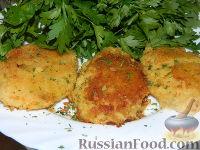 Фото к рецепту: Котлеты чечевичные