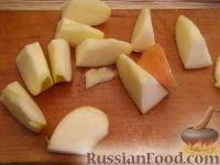 """Фото приготовления рецепта: Фруктовый салат """"Только для взрослых"""" - шаг №5"""