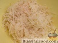 Фото приготовления рецепта: Хэшбраун - американские картофельные оладьи - шаг №1