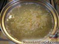Фото приготовления рецепта: Хэшбраун - американские картофельные оладьи - шаг №2