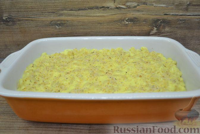 Фото приготовления рецепта: Творожное желе со сгущённым молоком и мандаринами - шаг №2