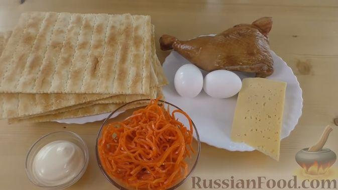Фото приготовления рецепта: Закусочные хлебные шарики с колбасой и сыром (в духовке) - шаг №4