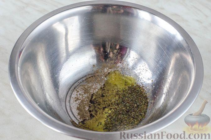 """Фото приготовления рецепта: Воздушное пирожное """"Облачный хлеб"""" - шаг №5"""