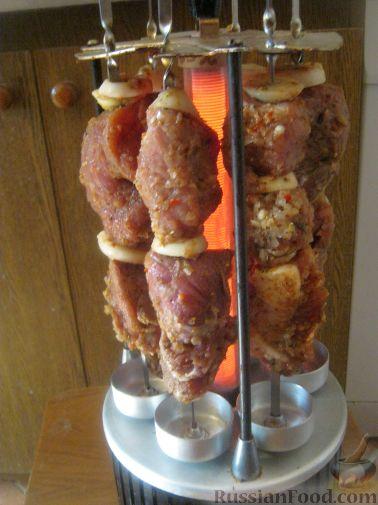 блюда на электрошашлычнице рецепты