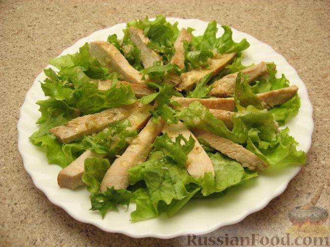 Салат с кириешками  очень просто красиво и вкусно