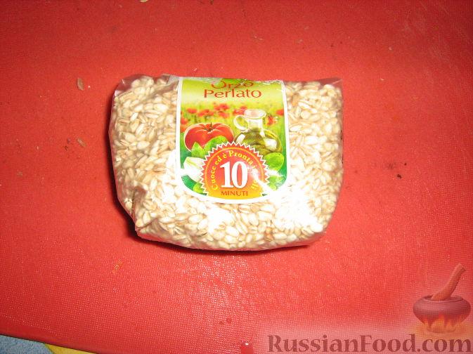 Фото приготовления рецепта: Манник на кефире (в микроволновке) - шаг №13