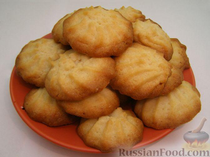 Рецепт Печенье «Минутка»