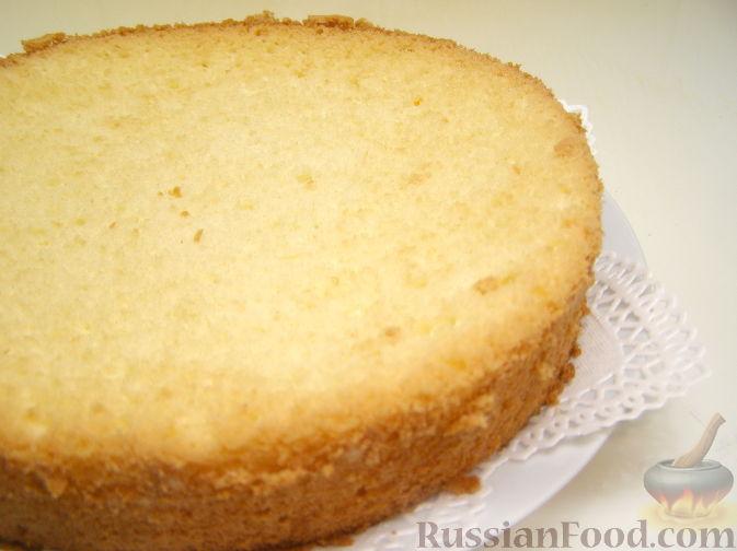 Рецепт Рецепт бисквитного теста