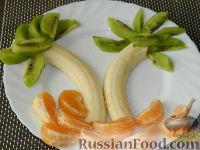 Фото к рецепту: Простой фруктовый салат