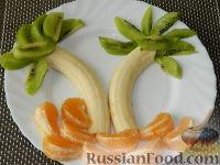 Фото приготовления рецепта: Простой фруктовый салат - шаг №5