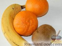 Фото приготовления рецепта: Простой фруктовый салат - шаг №1