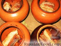 Фото приготовления рецепта: Жаркое по-домашнему - шаг №6